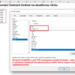 Excel - pokročilé uživatelské formátování (01)